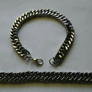 Other - 5mm SS curb style bracelet